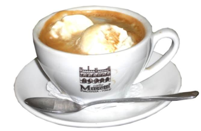как готовить кофе гляссе