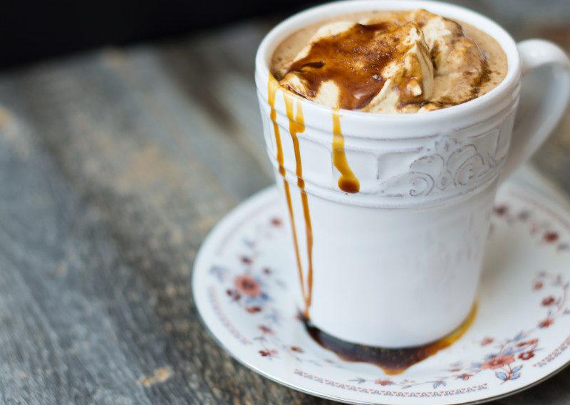 как готовить кофе латте