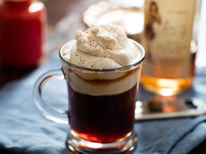 как приготовить айриш кофе