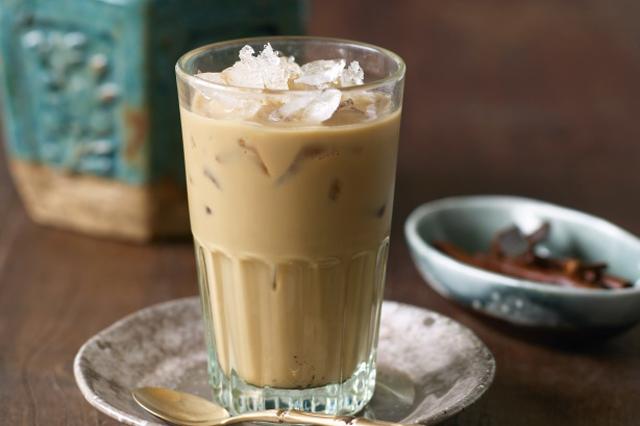 как приготовить кофе гляссе