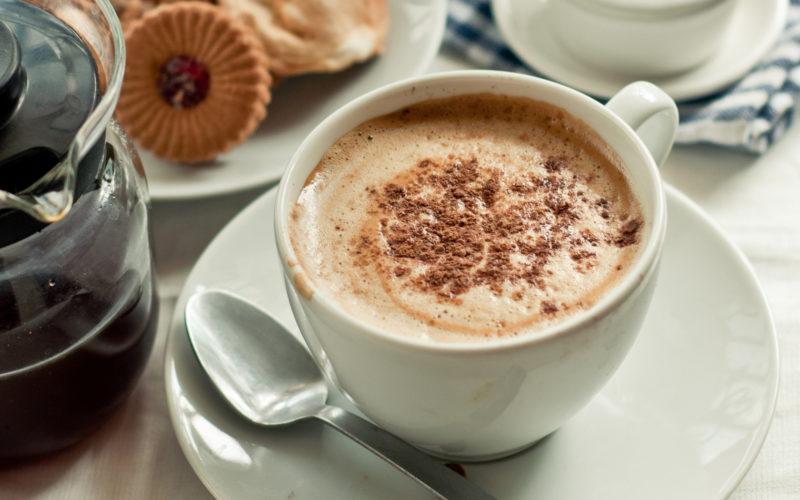 как приготовить кофе капучино