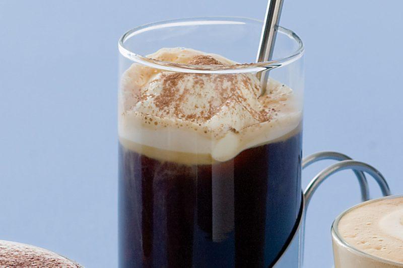 как приготовить кофе по венски