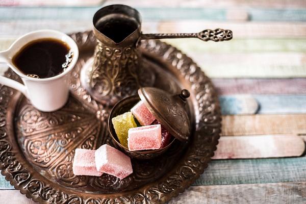 как приготовить кофе по турецки