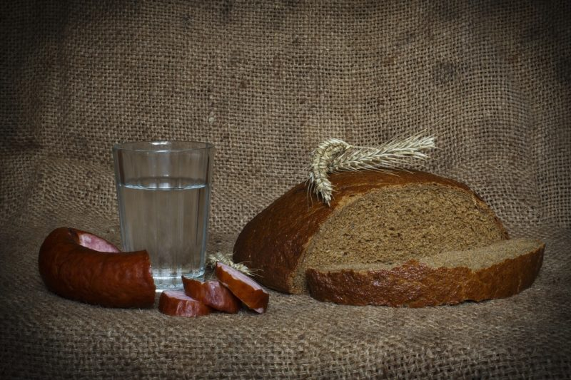 как приготовить самогон из пшеницы