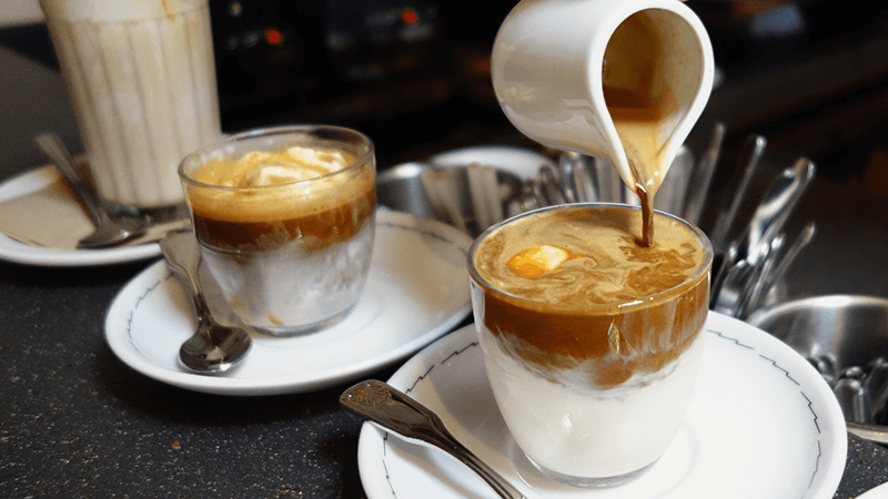 кофе с мороженым рецепт