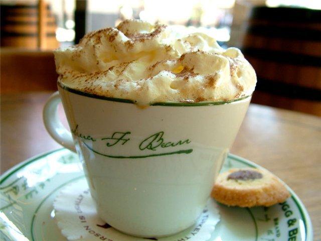 лучший кофе гляссе