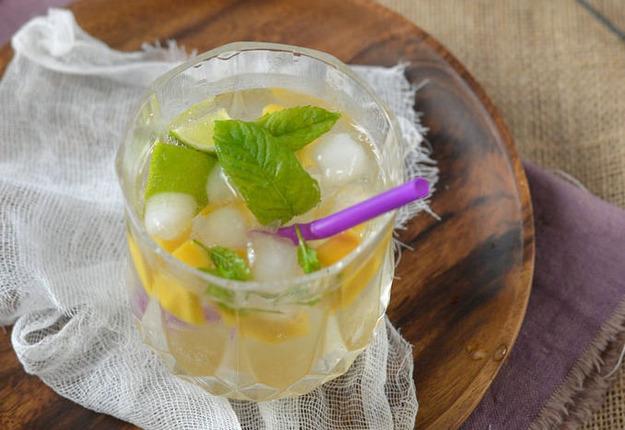 мохито безалкогольный рецепт