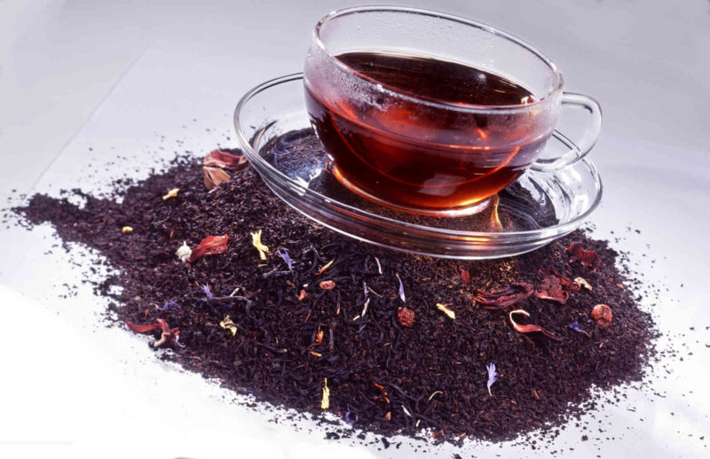 вкусный ройбуш чай