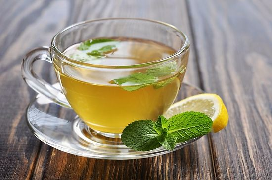 желтый чай рецепт
