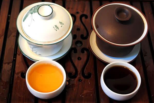 как заварить чай пуэр