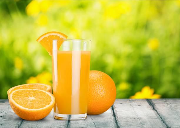 как приготовить апельсиновый сок