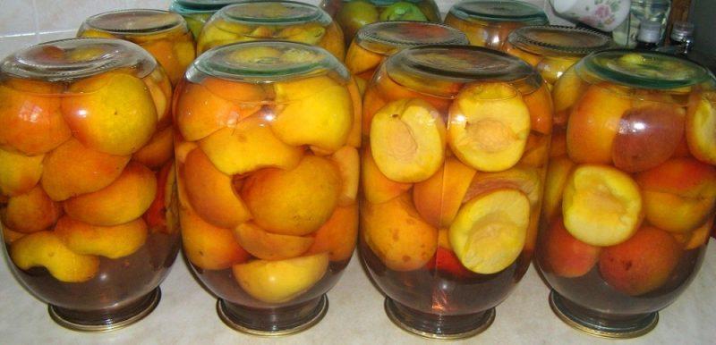 как приготовить компот из абрикосов