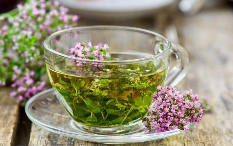 как приготовить травяной чай
