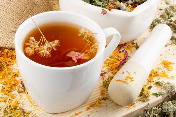 как сделать травяной чай