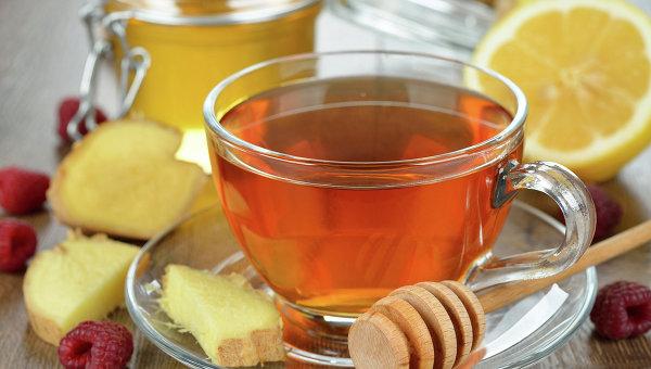 как сделать чай с имбирем