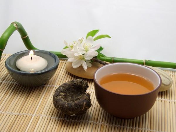 китайский чай рецепт