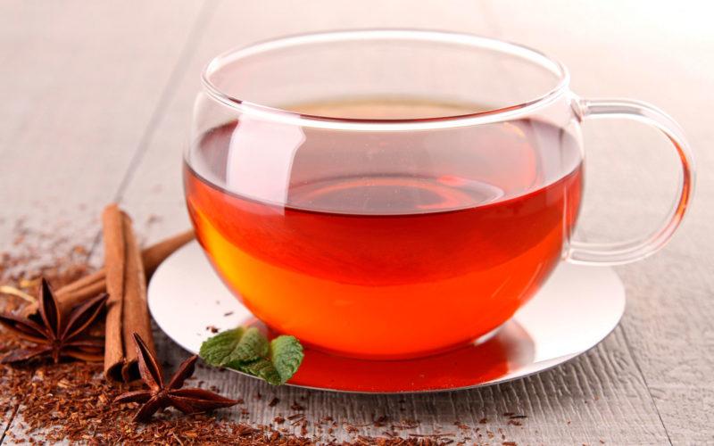 красный чай