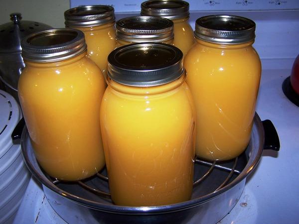 сок из тыквы рецепт