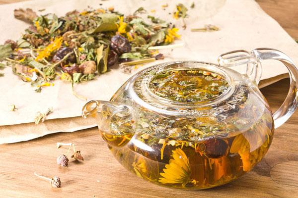 травяной чай рецепт