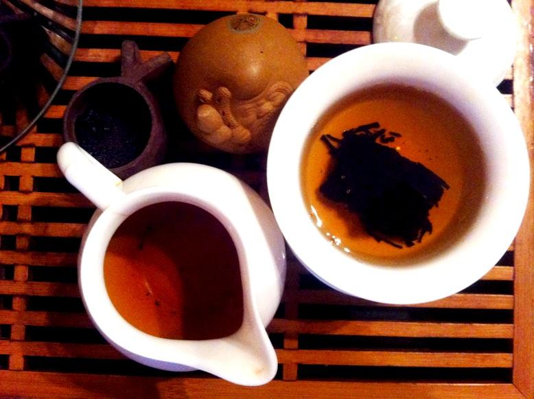 чай да хун пао рецепт