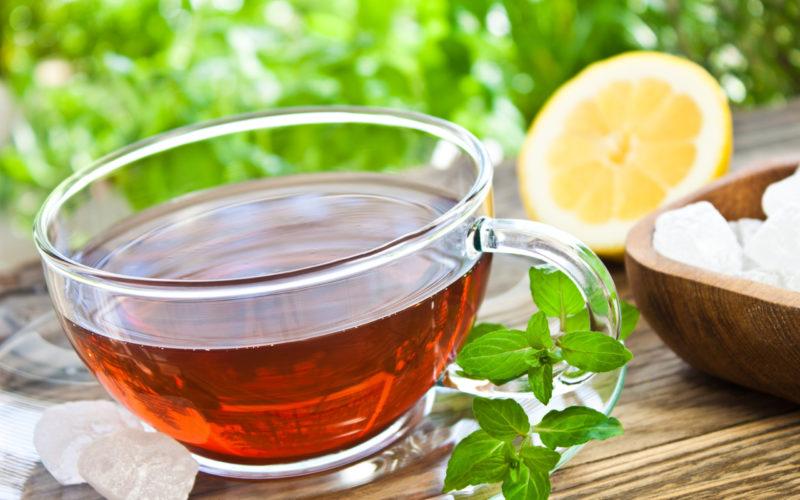 черный чай рецепт
