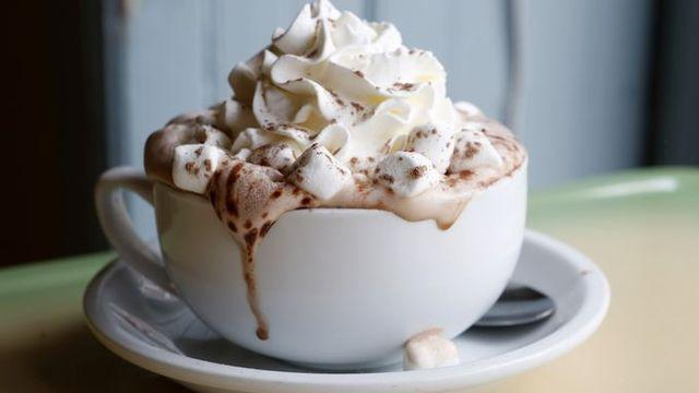 вкусный кофе по венски