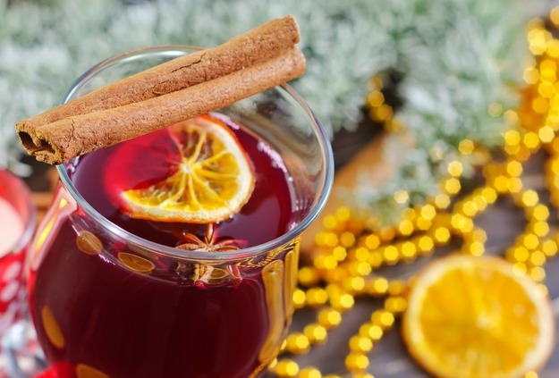 глинтвейн безалкогольный рецепт