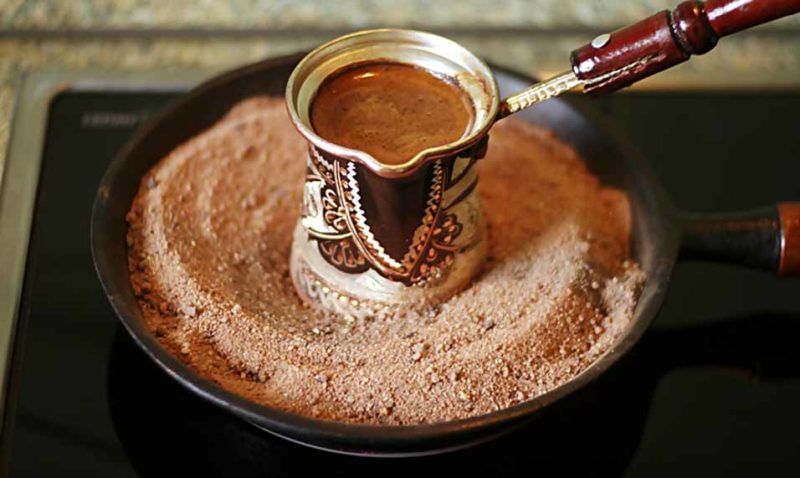 как варить кофе