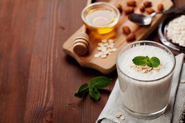 как готовить молочный кисель
