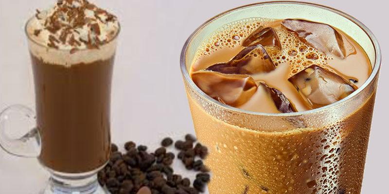 как готовить холодный кофе