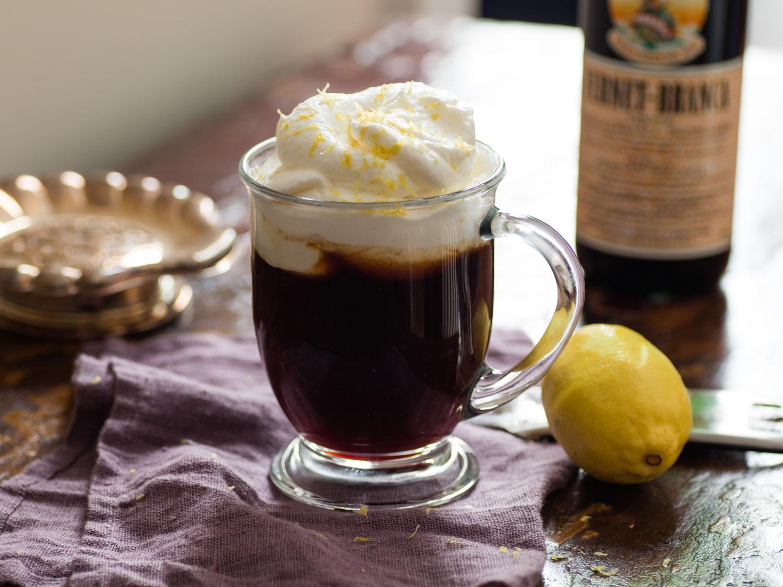 Кофе по-ирландски рецепт с фото