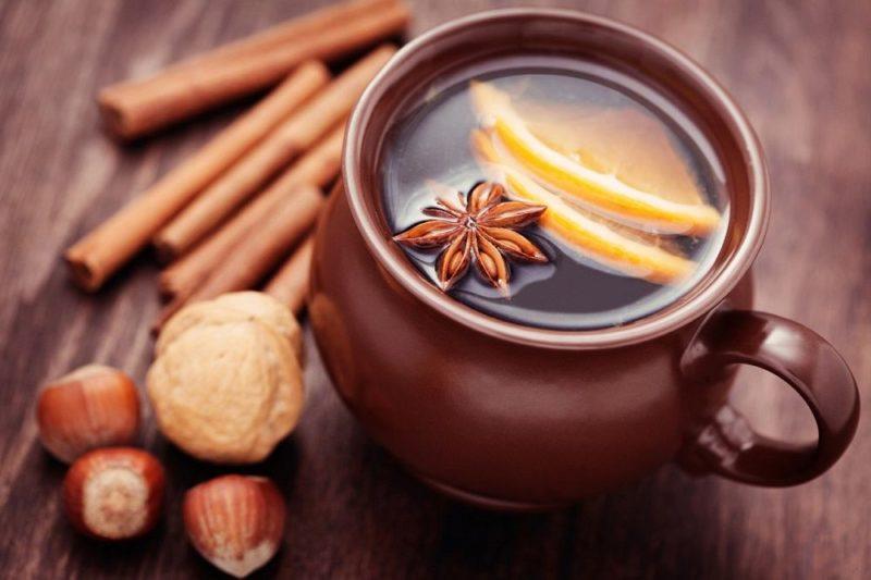 как приготовить горячий напиток