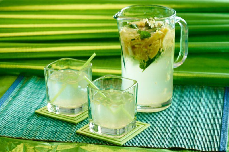 как приготовить имбирный напиток