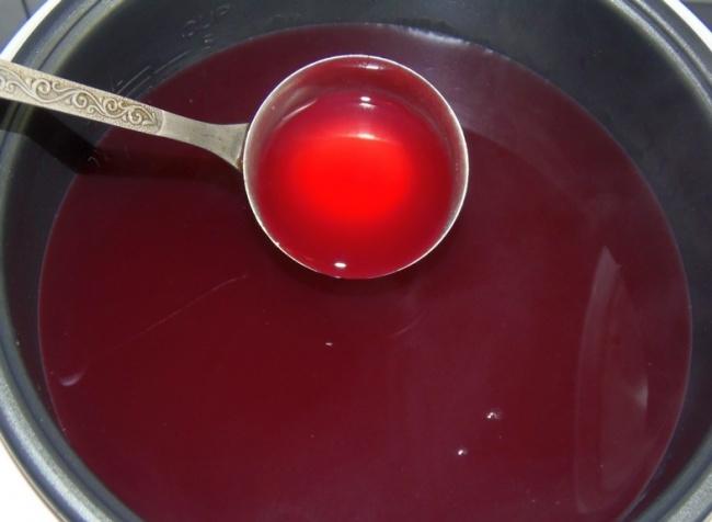 как приготовить кисель из клюквы