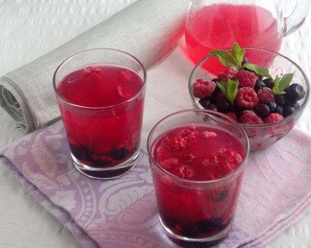 как приготовить кисель из ягод