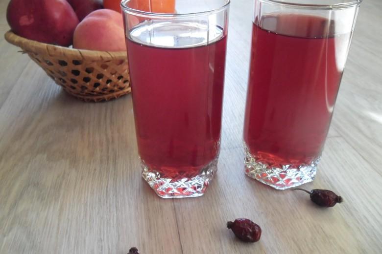 как приготовить компот из вишни