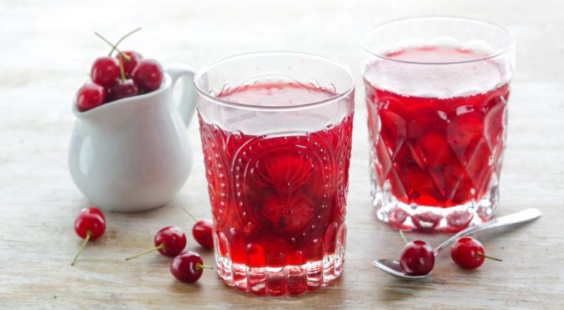 как приготовить компот из замороженных ягод