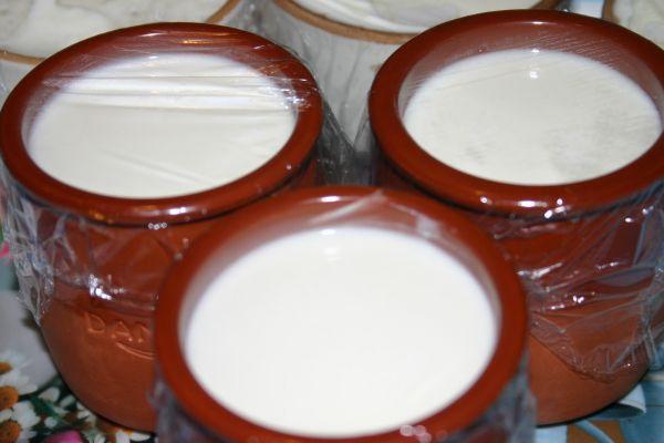 как сделать молочный кисель