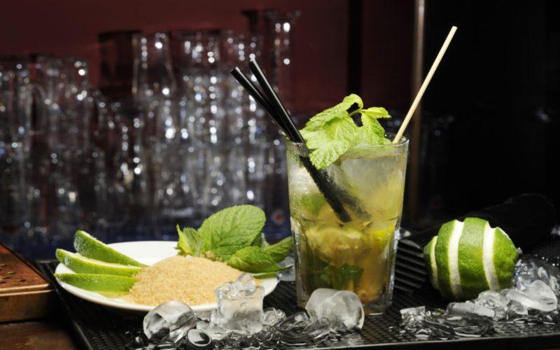 как сделать мохито безалкогольный