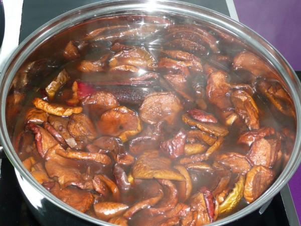 компот из чернослива рецепт