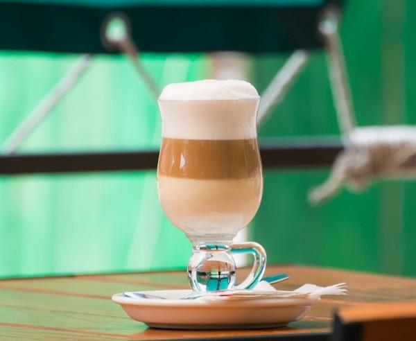 кофе латте рецепт