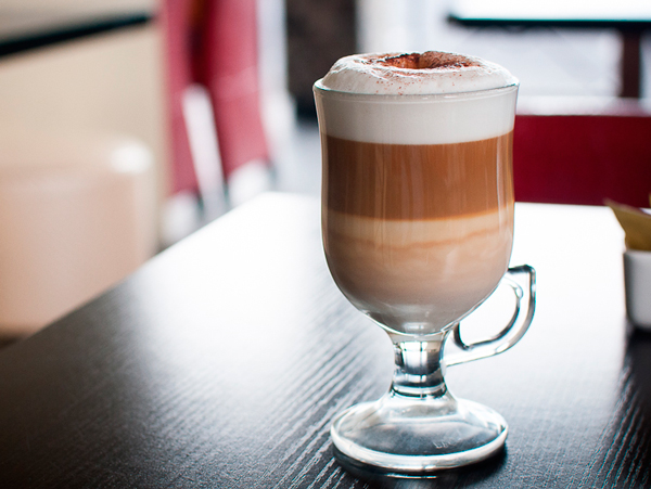 латте кофе рецепт с шоколадом