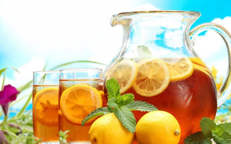 лимонад дома