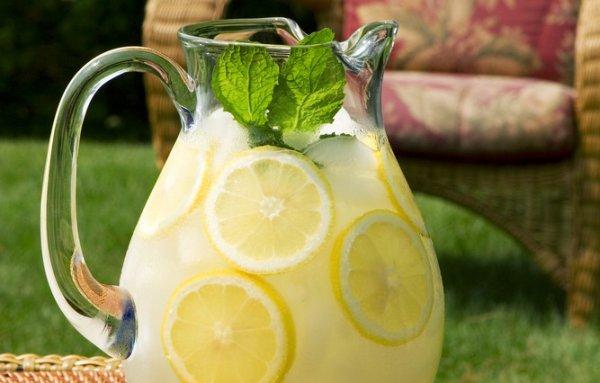 Как сделать лимонад в домашних условиях рецепт 468