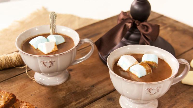 лучший горячий шоколад