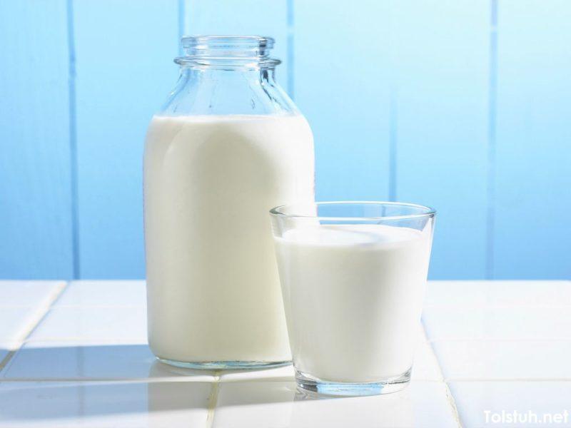 молочный кисель рецепт с фото