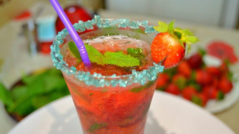 мохито безалкогольный рецепт приготовления