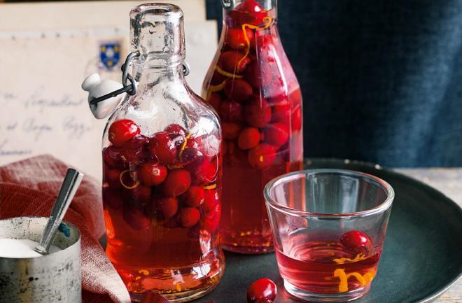настойки на спирту рецепт