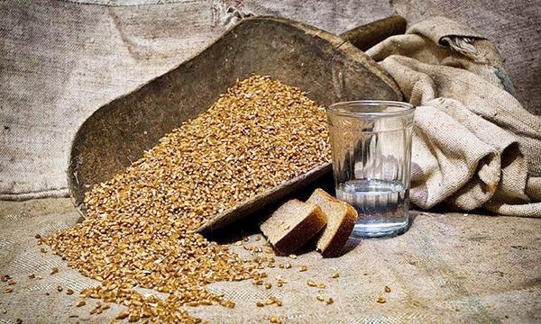 самогон из пшеницы рецепт