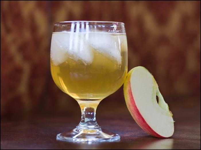 самогон из яблок рецепт
